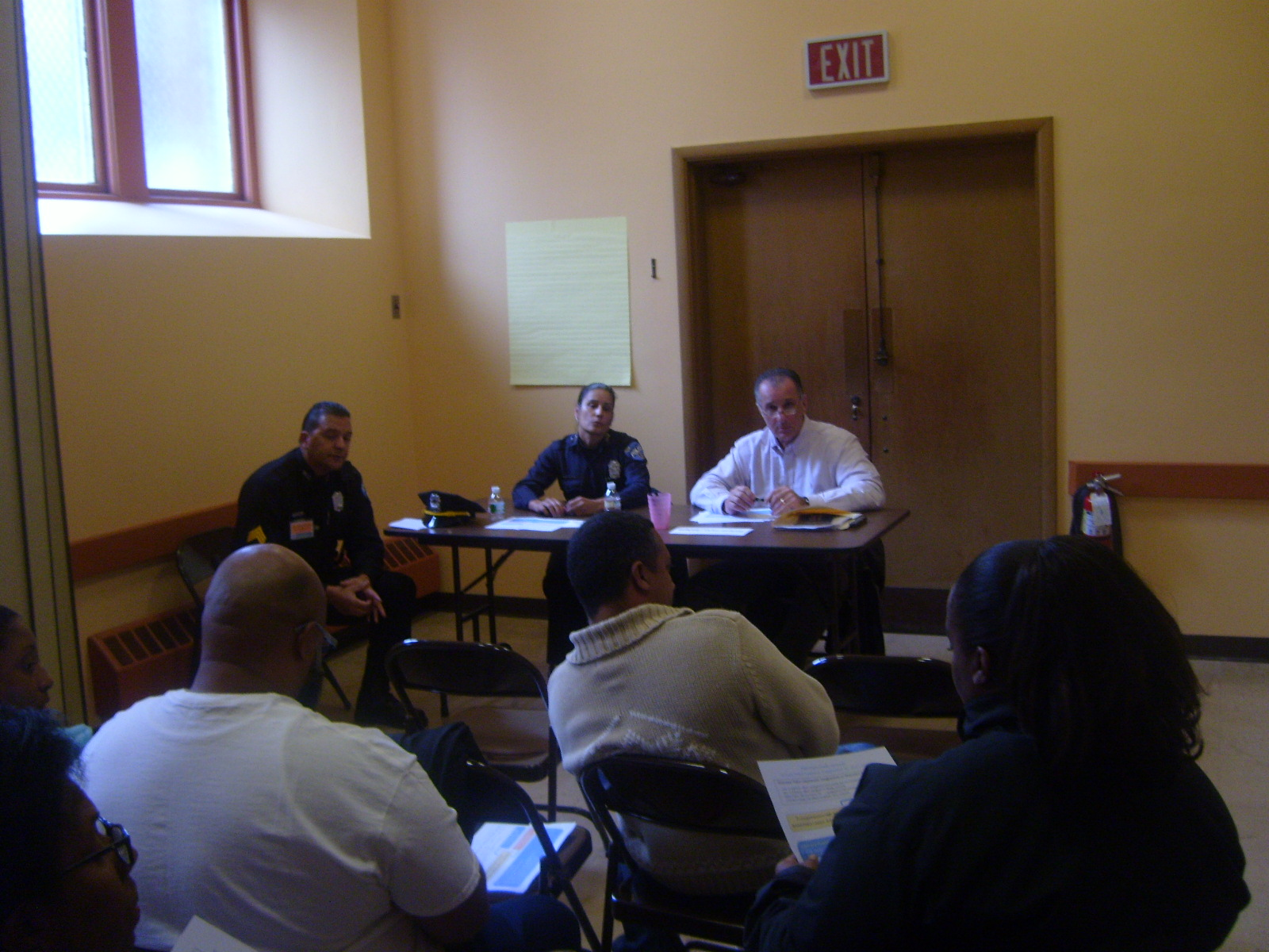 NAACP Forum 10-24-15
