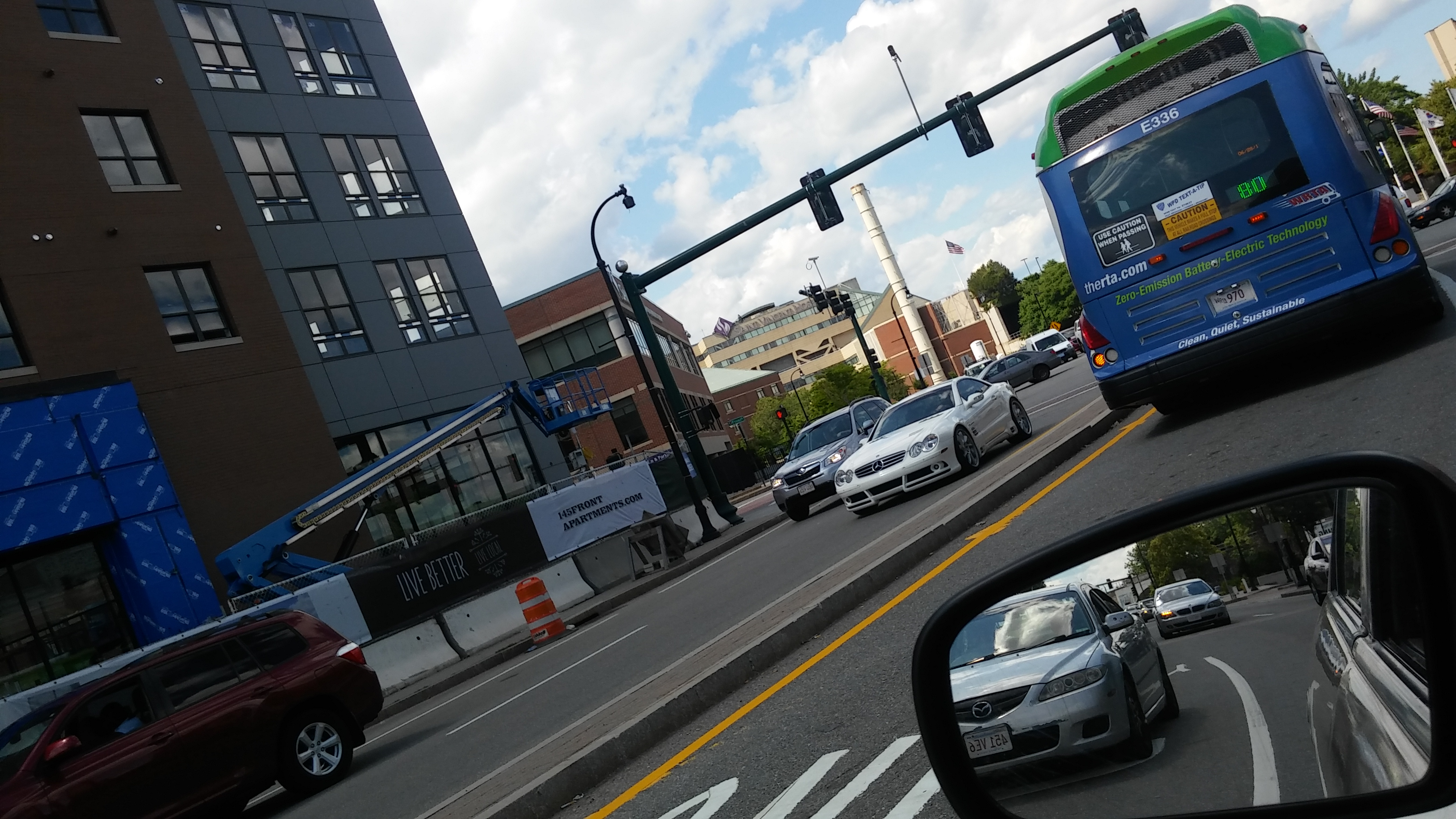 Downtown Revitalization Covers Photo : Downtown worcester revitalization incity times