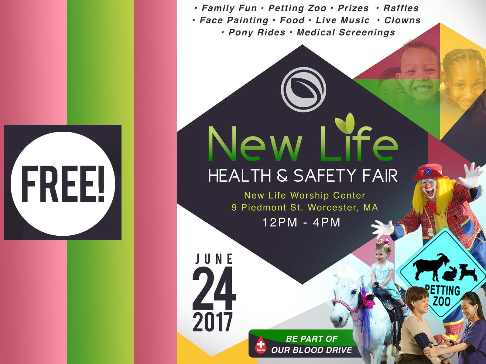 flyer 2017 health fair