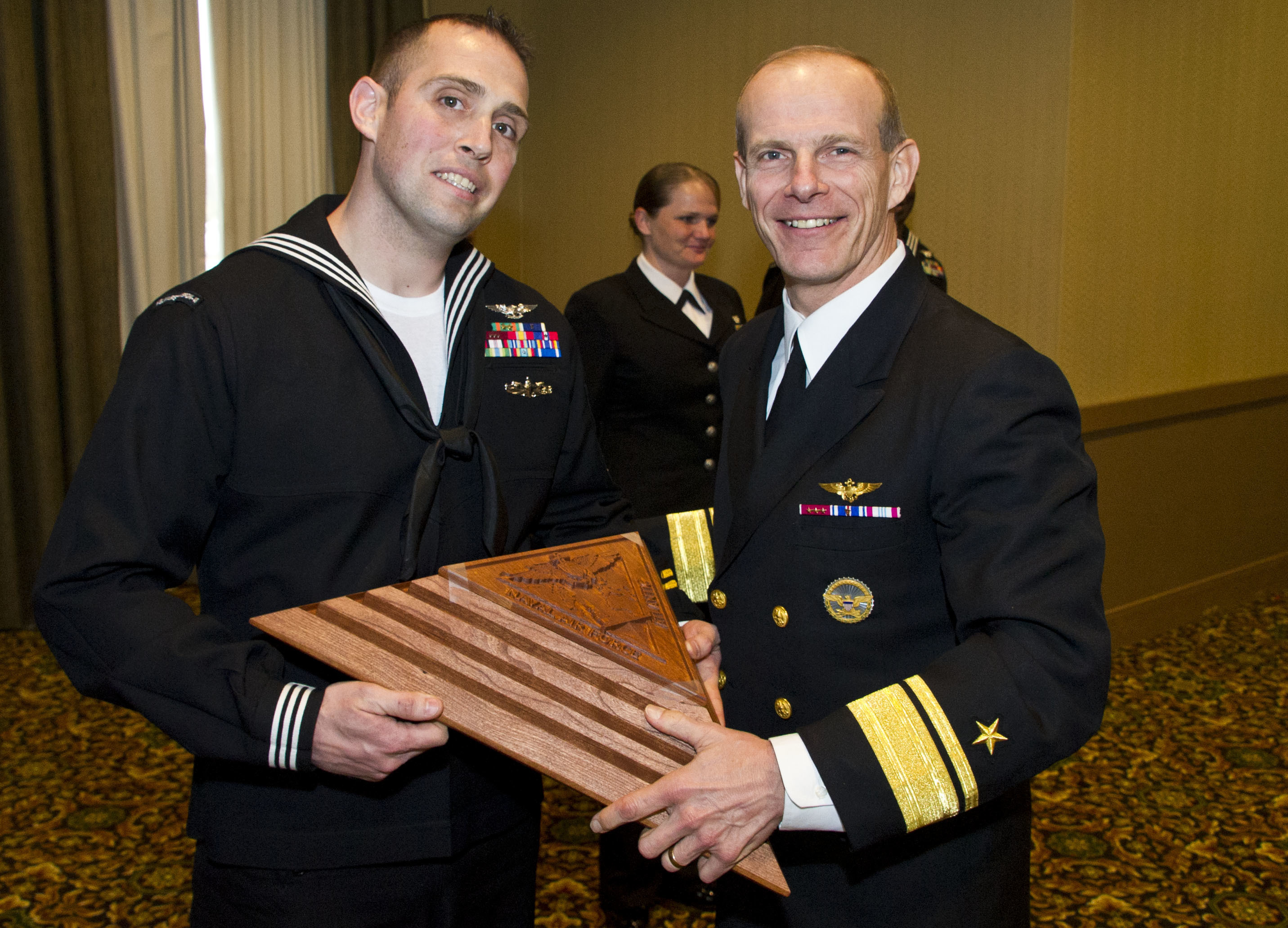 2014 Commander, Naval Air Force Atlantic Sailors of the Year