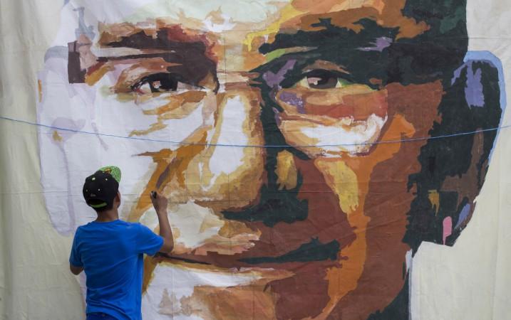 Romero Painting