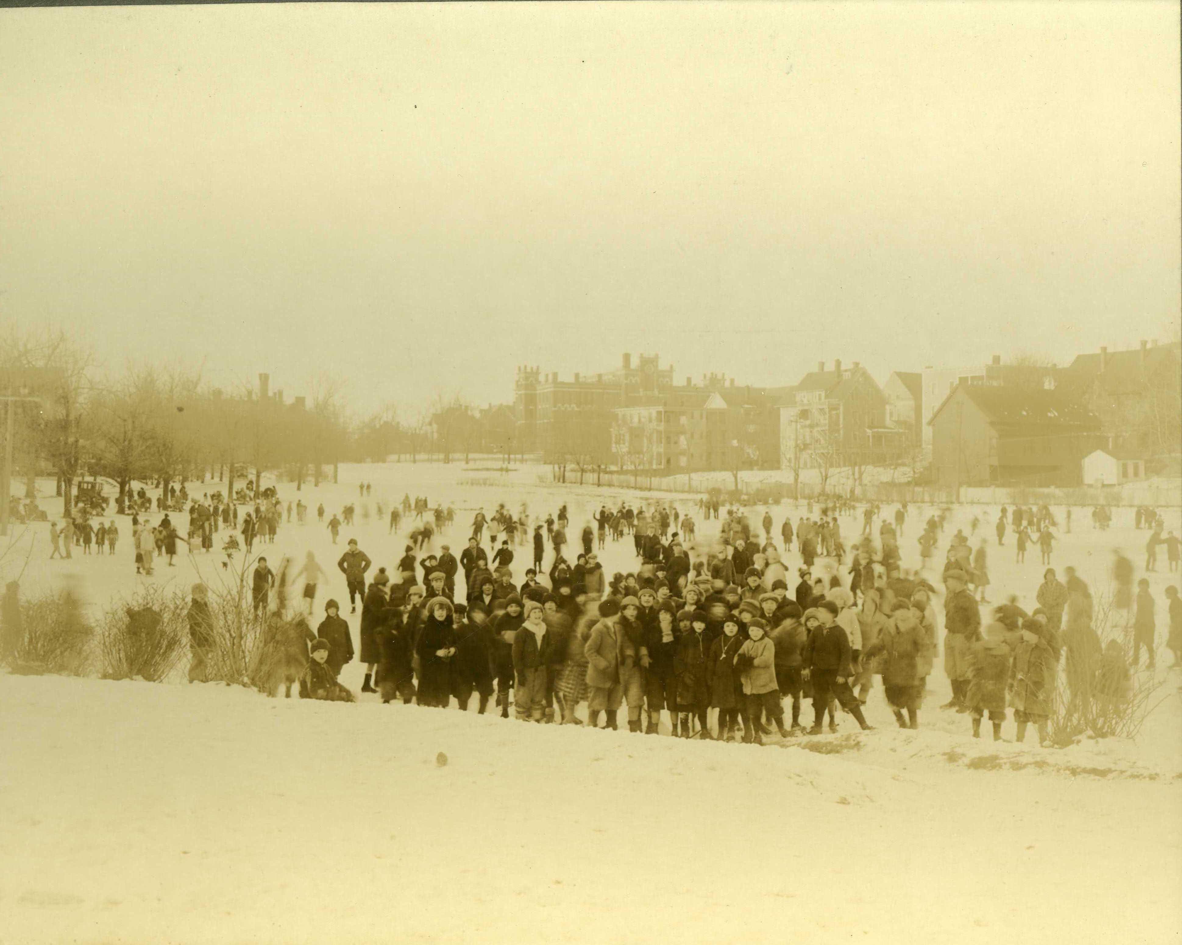 University Park Circa 1920 ( 2007.27.11)