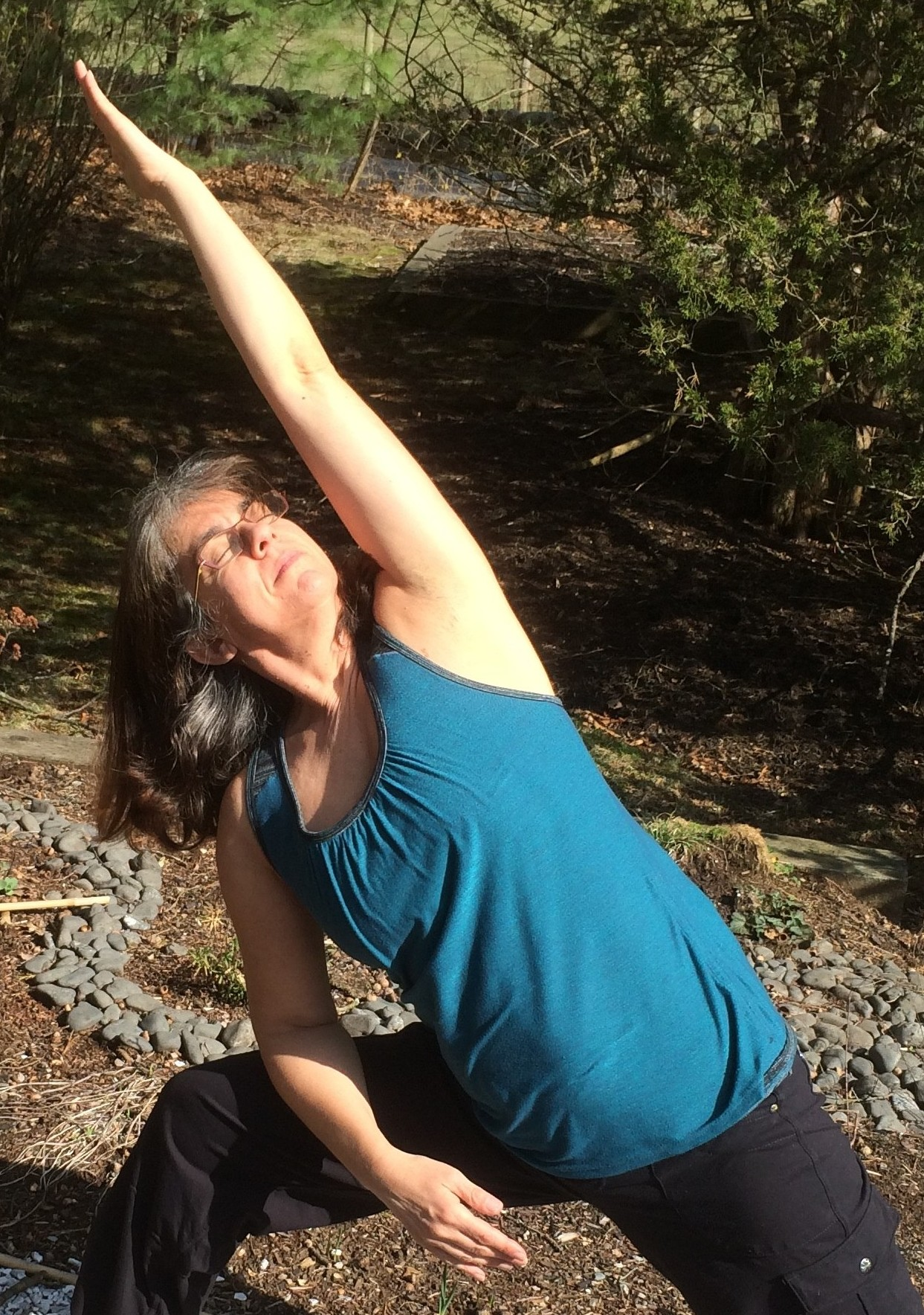 Shari Solomon Yoga Instructor
