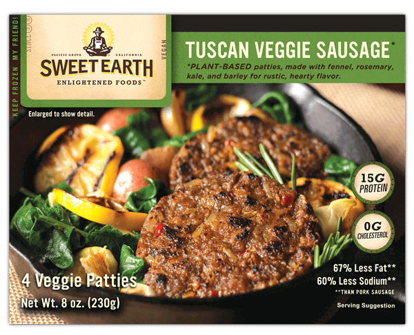 vegan-at-meijer-shopping-guide-peta-2018-sweet-earth-tuscan-veggie-sausages-e1559842539639